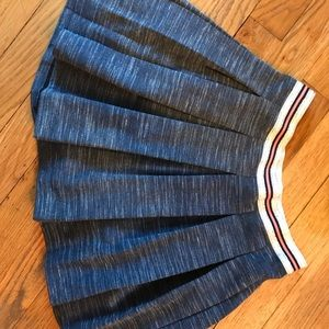 Girls pleated skirt size 7/8 Cat & Jack